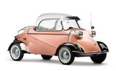 Microcars — Messerschmitt