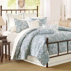 1000 Images About Bedding For A Beach Cottage On
