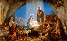 Resultado de imagem para nativity christmas gif