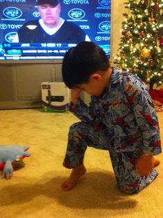 my baby cousin Tebowing!!! he's on the Tebowing website!!!!!!!!!!