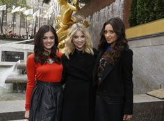 Re-pin if you think the PLL girls are gorgeous!