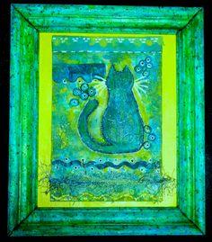 More cat art!