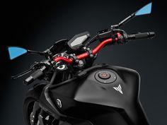 Mt 09 Yamaha, Hd 883 Iron, Triumph Tiger 800, Ducati Scrambler, Darth Vader, Motorbikes, Motorcycle, Vehicles, Motorcycles