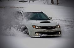 Top 10 winter driving vehicles for 2012