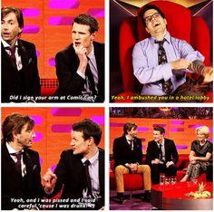The Doctors on Graham Norton