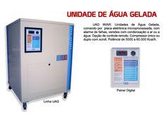 SRE - Unidade de Água Gelada 3000 kcal/h  R$11.500 + frete
