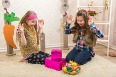 Spread #Easter cheer by presenting your child with gifts other than sugary sweets.