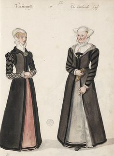 5 Piece Fitted English Flanders Gown with KIRTLE, Renaissance Dress, Elizabethan, Middle or Merchant Elizabethan Clothing, Elizabethan Fashion, Tudor Fashion, 16th Century Clothing, 16th Century Fashion, 17th Century, Renaissance Clothing, Renaissance Fashion, Renaissance Costume