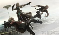 # Resonance of Fate