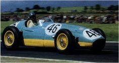 1954 GP Francji (Prince Bira)Maserati 250F
