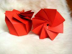 Make a Spiral Gift Box