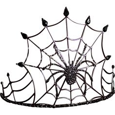 Gothic Queen Spider Crown - ST4007 from Medieval Collectables