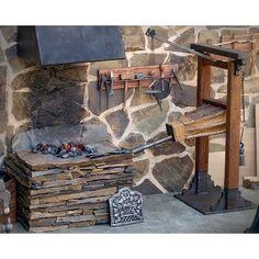 Herrería carpintería 1 - Artesanos Felipe Royo. Miniaturas para Casas de Muñecas