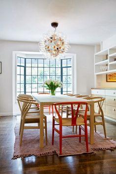 HOME INsight: 9 espacios neutros con un toque de color