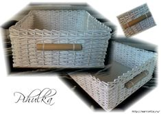 It is easy to weave a basket using newspaper! It's so simple to roll paper tubes out of newspaper and then weave the tubes into a basket. If you have never done basket weaving before, try starting out with this simple basket weaving project, once you know how to work, …