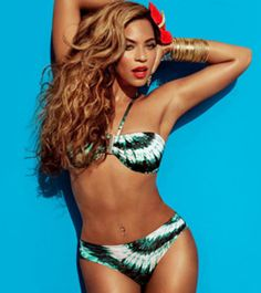 """Beyonce Uh-oh, someone pissed off Bey, and this time it wasn't an overzealous fan. Beyoncé is allegedly outraged that H tried to photoshop her curves for their spring/summer 2013 ad campaign. A source told The Sun newspaper, """"When Beyoncé found out they had edited the way her body really looked, she hit the roof. She's a true diva and was furious that she had been given such a snubbing. Her people refused to give the pictures the green light so H were forced to use the originals."""""""