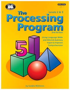 The Processing Program - Levels 2 and 3 | 2nd Edition | Product Info