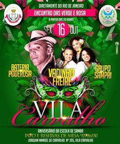 Job flyer desenvolvido para o nosso cliente Gres Vila Carvalho da Cidade de Campo Grande/Ms