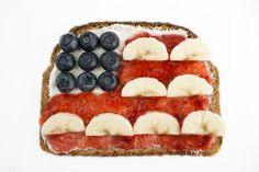 Patriotic Toast