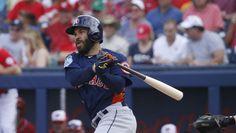 #MLB: Estos 4 bateadores son candidatos a liderar las Grande Ligas en average