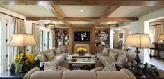 Jed Johnson Assoc. Inc. - Family Room