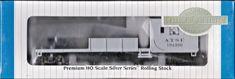 HO Bachmann Silver Series #16202 Santa FE 51' Floodlight Car #Bachmann