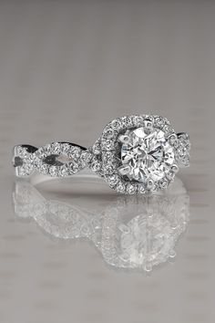 This engagement ring has it all! #ShaneCo #ShaneCoSparkle