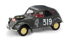 """Scalextric - Citroën 2CV """"Montecarlo"""""""