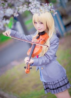 Cosplay // Kaori ♥㊙