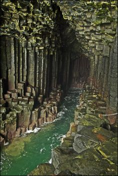 Fingal's Cave | Atlas Obscura
