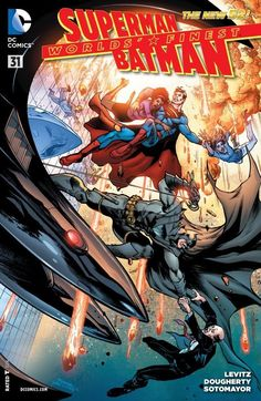 WORLDS' FINEST #31 | DC Comics