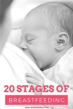 20 Stages of Breastfeeding (Illustrated through Friends GIFs). Breastfeeding is a journey, one full of love and pain. As the baby grows up the breastfeeding experience keeps changing.