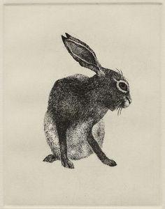 Rabbit by Kyoko Imazu.