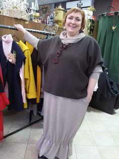 ОК Елена Кабушева -пошив одежды для пышных