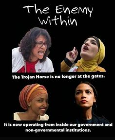 Why in the world do democrats vote enemies of America to our Congress? Answer: they are socialists and traitors! Pray For America, God Bless America, Liberal Left, Liberal Logic, Political Ads, The Enemy Within, Reality Check, Along The Way, Deep Thoughts