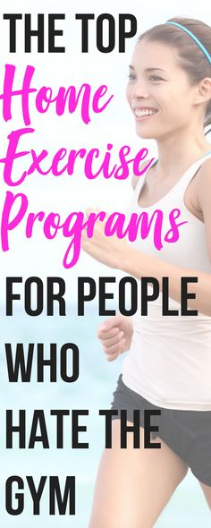 The best home workout routines for people who want to lose weight but want to avoid going to the gym. These top-rated home workout plans will help you achieve your fitness and weight loss goals without having to leave your house.