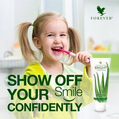 Forever Bright Toothgel Aloe Vera has long been treasured for its quality and versatility - including dental care. Your teeth will gleam with Forever Bright, one of the best toothgels on the market. Formulated for the entire family to use, Forever Bright contains only the highest quality ingredients. Natural peppermint and spearmint flavorings leave your mouth feeling fresh and clean. #gabokakucko