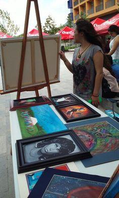 Exposicion con Ana Pris