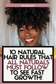 Natural Hair Growth Tips, Best Natural Hair Products, Natural Hair Regimen, How To Grow Natural Hair, Long Natural Hair, Natural Hair Journey, Natural Hair Styles, 4c Hair Growth, Natural Curls