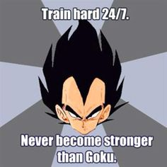 Ikr? Poor Vegeta, but don't worry, I like you better and you're a prince.