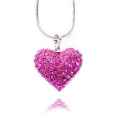 heart Necklaces - Bing Images