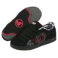 DVS Shoe Company Adora W Black/Fuschia Nubuck | Overstock™ Shopping - Great  Deals