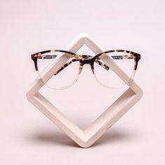 Women's Eyeglasses - Imagine in Pink Dust - lunettes 2019 Cute Glasses Frames, Womens Glasses Frames, Cool Glasses, New Glasses, Glasses Style, Grey Hair And Glasses, Bon Look, Fashion Eye Glasses, Eyeglasses For Women