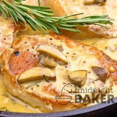 These rosemary cream pork chops are ready in 30 minutes and are so delicious, they'll beg for seconds! Pork Chops Go Gourmet This recipe turns ordinary pork chops into something fabulous! Adding herbs and a splash of brandy adds tons of flavor to these chops. And the best thing? This is easy to prepare and...Read More »