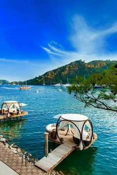 Göcek-Fethiye / Muğla – Holiday and camping ideas Vacation Places, Vacation Destinations, Dream Vacations, Vacation Spots, Places To Travel, Places To See, Wonderful Places, Beautiful Places, Turkey Travel