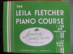 It's fun to play, and fun to learn, one of the the world's best selling piano series