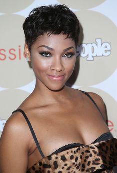 Bria Murphy Pixie - Short Hairstyles Lookbook - StyleBistro