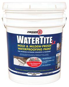 Lovely Basement Waterproofing Paint