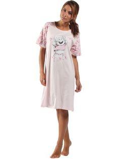 9d9f35efff45 Selena Secrets Women s Cutie bear Nightshirt 90cm.   New Sleepwear Women