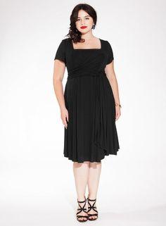 Size 20 - Tiffany Dress in Black